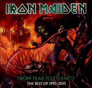 Iron Maiden From Fear To Eterity The Best Of 1990 2010 CD Duplo