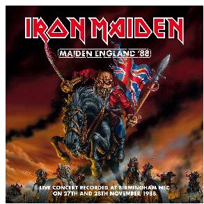 Iron Maiden - Maidden England'88 Cd Duplo
