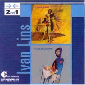 Ivan Lins 2 em 1 Somos Todos Iguais Nesta Noite e A Noite CD