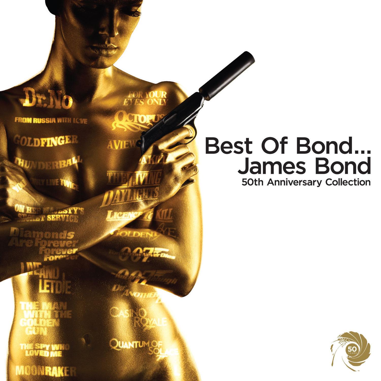 James Bond Best Of Bond Cd