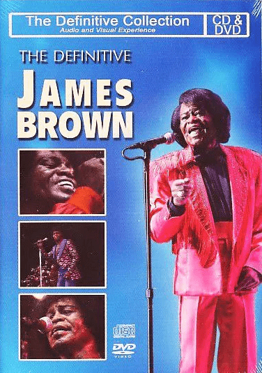 James Brown The Definitive DVD