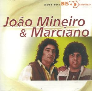 João Mineiro e Marciano Bis CD Duplo