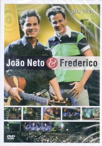 Joao Neto e Frederico Ao Vivo DVD