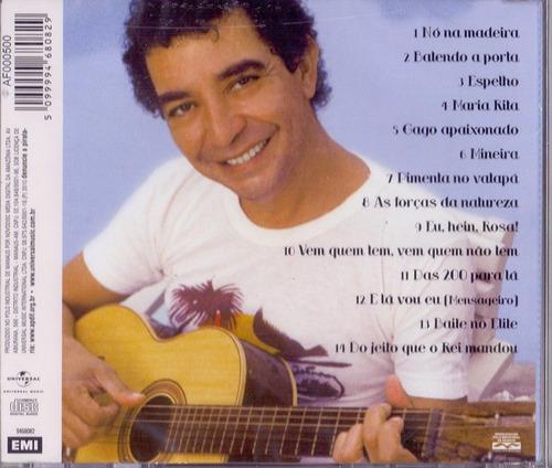 João Nogueira — Nó Na Madeira CD