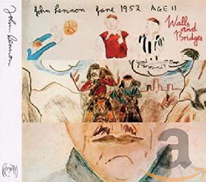 John Lennon June 1952 AGE II Walls And Bridges CD