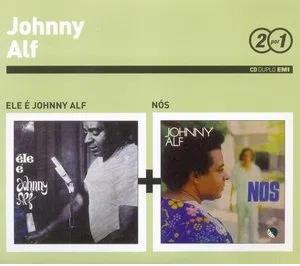 Johnny Alf 2 em 1 Cd Digipack Duplo