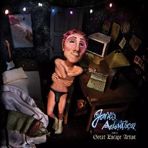 Janes Addiction The Great Escape Artist CD