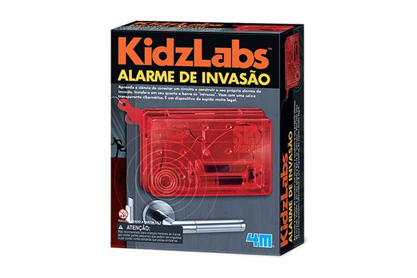 Kit Alarme de invasao   4M