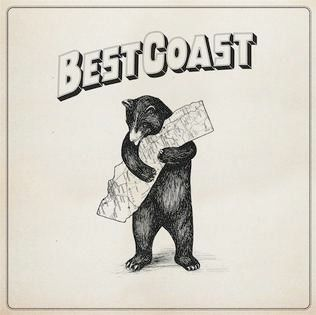 Kit Best Coast CD's