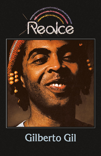 Kit Gilberto Gil Realce      LP + Cassete