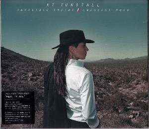KT Tunstall Invisible Empire  Crescent Moon CD