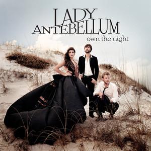 Lady Antebellum Own The Night CD