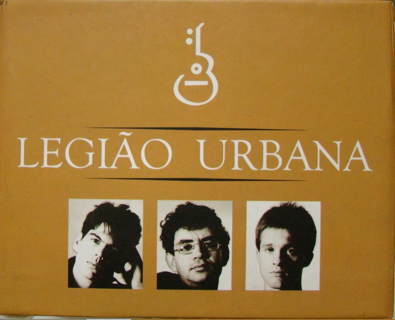 Legiao Urbana BOX CDs  Coleção Abril