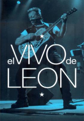 Leon El Vivo De Leon DVD e CD