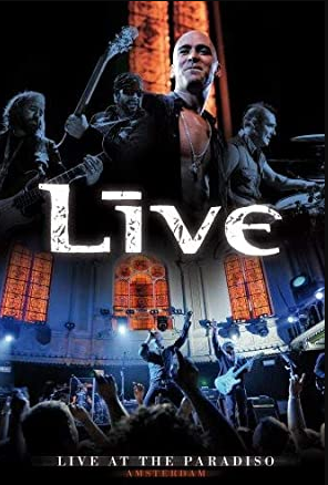 Live Live At The Paraiso Amsterdam DVD