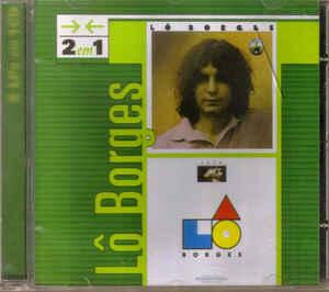 Lo Borges 2 em 1 Nuvem Cigana e Solo CD