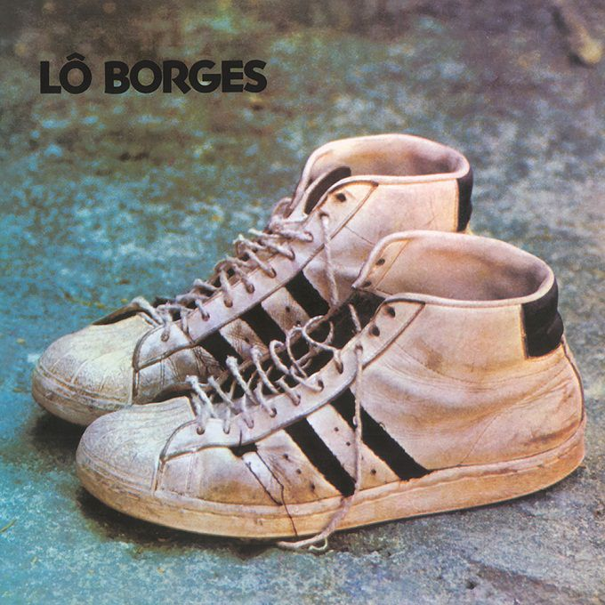 Lo Borges  Lo Borges Lp