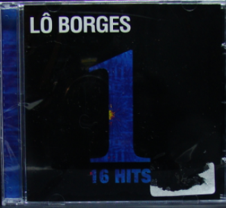 Lo Borges One 16 Hits CD
