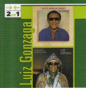 Luiz Gonzaga 2 em 1 Vou Te matar De Cheiro e Aquarela Nordestina CD