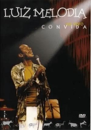 Luiz Melodia Convida Ao Vivo DVD