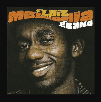 Luiz Melodia Ebano CD