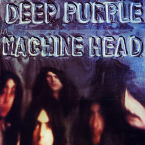 Machine Head Deep Purple CD
