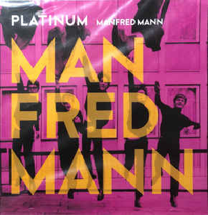 Manfred Mann Platinum CD