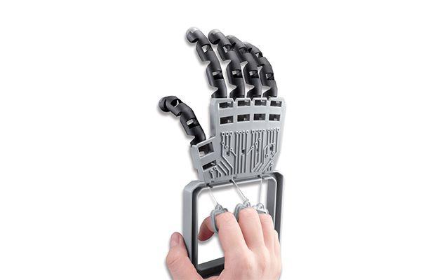 Mao Robotica   4M