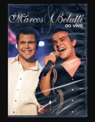 Marcos e Belutti Ao Vivo DVD
