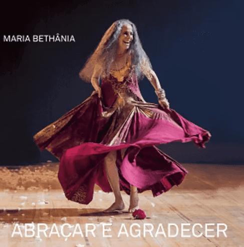 Maria Bethania Abraçar e Agradecer CD Duplo