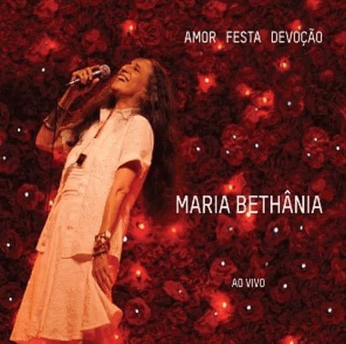 Maria Bethania Amor Festa Devoçao Ao Vivo CD Duplo