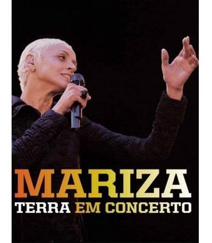 Mariza Terra Em Concerto DVD