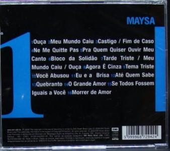 Maysa One 16 Hits CD