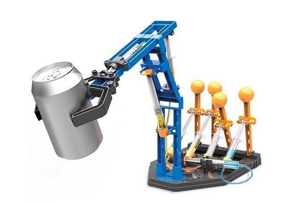 Mega braço hidraulico   Brinquedo   4M