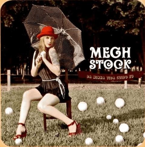 Megh Stock Da Minha Vida Cuido Eu CD