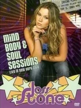 Joss Stone Mind Body e Soul Sessions Live In New York City DVD