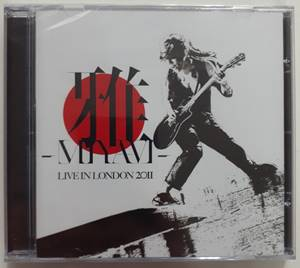 Miyavi Live In London 2011 CD