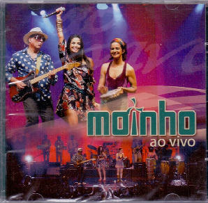 Moinho Ao Vivo CD