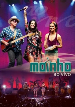 Moinho Ao Vivo DVD