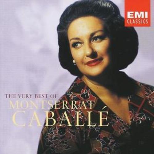 Montserrat Caballe The Very Best Of  Cd Duplo