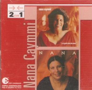 Nana Caymmi 2 em 1 ...E A Gente Nem Deu Nome... e Chora Brasileira CD