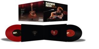 Nando Reis Voz e Violao No Recreio Volume 1 LP Duplo