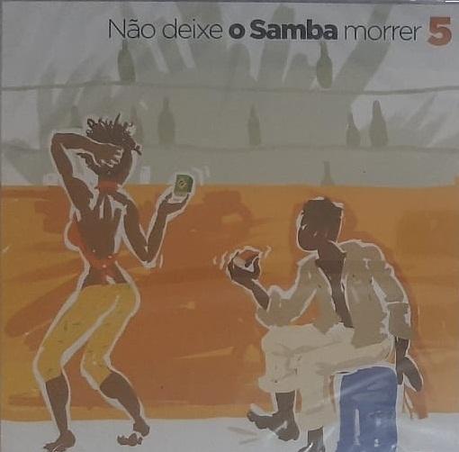 Não deixe o samba morrer  Volume 5   CD