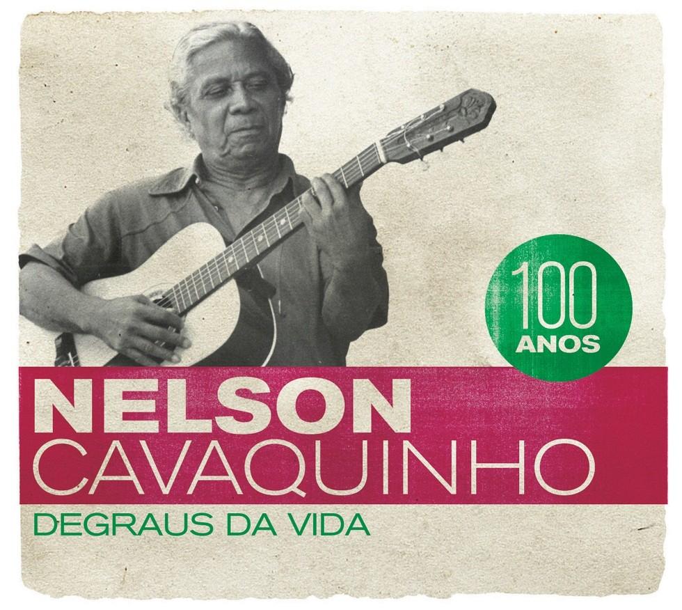 Nelson Cavaquinho Degraus da vida    CD