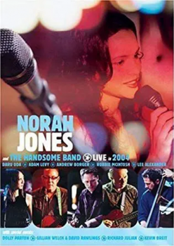 Norah Jones And The Handsome Band Live In 2004 DVD