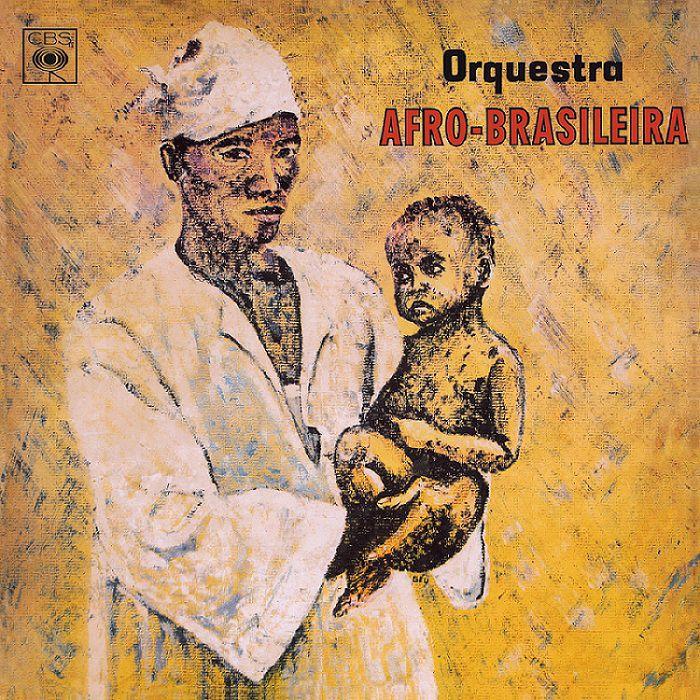 Orquestra Afro Brasileira Lp
