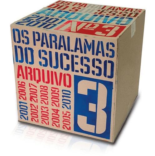 Os Paralamas Do Sucesso Arquivo 3 CD