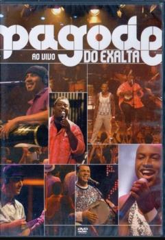 Pagode Do Exalta Ao Vivo DVD