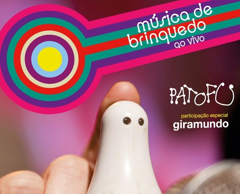 Pato Fu Musica De Brinquedo Ao Vivo Cd