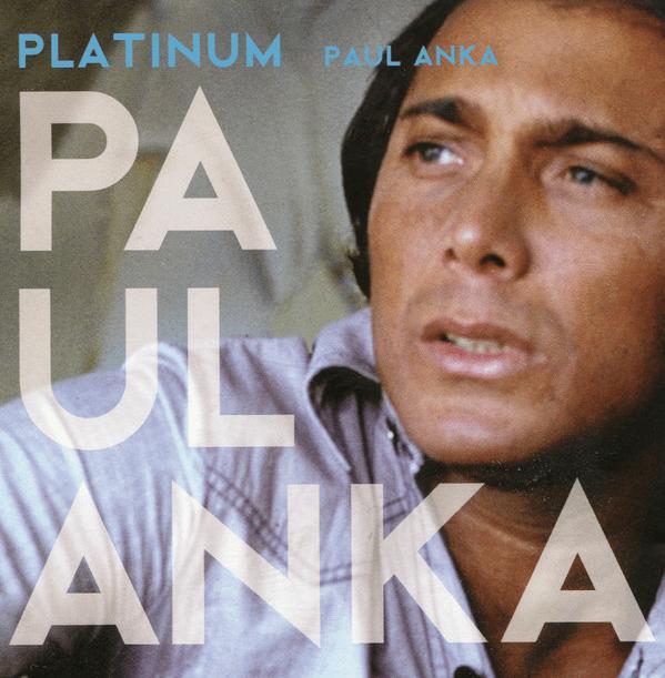 Paul Anka Platinum CD